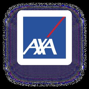 AXA bank logo