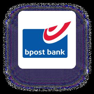 Bpost Bank logo