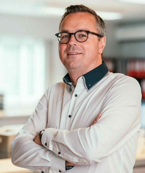 profieltfoto van Dieter Bonte, CCO bij Decupere & Partners