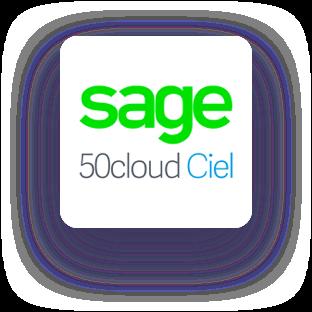 sage cloud ciel logo