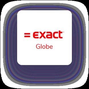 exact globe logo
