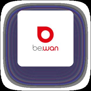 be.wan logo