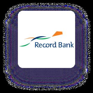 Record Bank logo